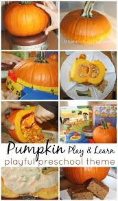 measuring water preschool fall math and science