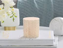 Accessorize Your End Table With Silver Vases And Votives by Lanterns Table Lamps Bedside Lamps Bed Bath N U0027 Table