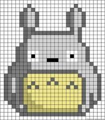 kawaii pixel art with grid google search pendants fabric