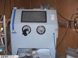 Used Blast Cabinet Armslist For Sale Trade 960 Pro Blast Abrasive Blast Cabinet