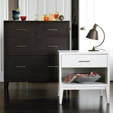 West Elm Bedroom Furniture by City Storage 6 Drawer Dresser White West Elm Bedroom