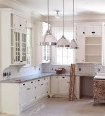 Kitchen Cabinets With Hinges Exposed 1930s Style Kitchen Cabinets With Inset Doors And Drawers And