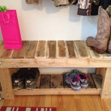 Diy Entryway Bench And Shoe Storage Wooden Storage Bench Entryway Pictures On