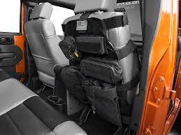 jeep wrangler gear smittybilt wrangler g e a r front seat cover black 5661001 87