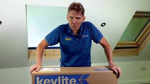 how to install a keylite roof window from box to roof in 2 minutes
