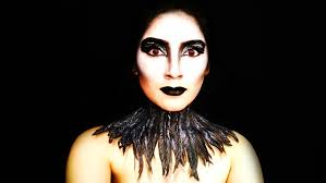 maquillaje de cisne negro black swan makeup youtube