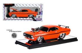 1970 dodge challenger special edition m2 1 18 1970 dodge challenger r t diecast car limited edition