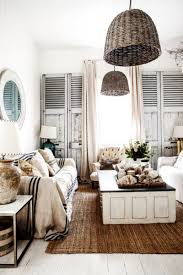 rustic chic living room home design ideas