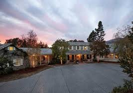 new england farmhouse brookside new england farmhouse style in montecito hooked on houses