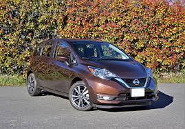 nissan versa note sl 2017 nissan versa note sl road test the car magazine