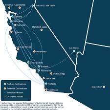 Jet Blue Route Map Surf Air Destinations