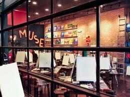 Gaithersburg Arts Barn Muse Paintbar Opens Location In Gaithersburg Gaithersburg Md Patch
