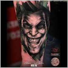 joker tattoo video joker tattoo tattoo art