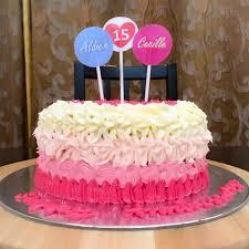 15 wedding anniversary 15th wedding anniversary cake designs melitafiore