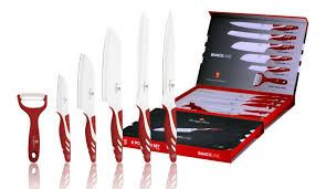 Coloured Kitchen Knives Set Berlinger Haus Six Piece Knife Set In 3 Colours 86 Off