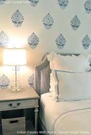 wall stencils for bedrooms bedroom stencils designs adorable bedroom stencil ideas home