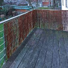 willow balcony screen manufactum online shop