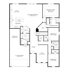 centex homes floor plans 2005
