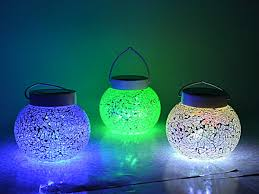 Solar Patio Lanterns by Hanging Solar Patio Lights Home Design Inspiration Ideas And