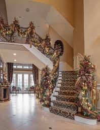 Luxury Home Decor Magazines Luxury Homes Decorated For Christmas Irresistible Christmas
