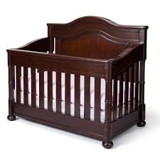 Simmons Hanover Park 2 Piece Nursery Set Convertible Crib And