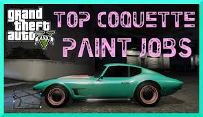 Classic Paint Gta 5 Online Best Coquette Classic Paint Jobs After Patch 1 16