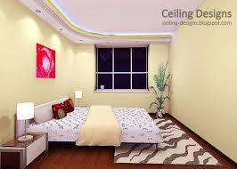 Gypsum False Ceiling Design With Hidden Lighting For Bedrooms Gypsum Design For Bedroom