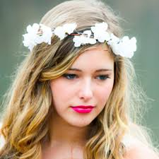 flower bands aliexpress buy beautiful flower crown headbands for women