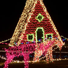 santa u0027s ranch one of texas u0027 favorite christmas displays