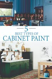 which type of paint is best for cabinets painted furniture ideas the 5 best types of paint for