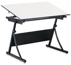 Tabletop Drafting Table Safco Planmaster Drafting Table Blick Materials