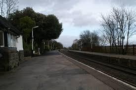 Kents Bank railway station