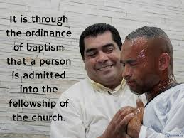 what is the importance of christian baptism