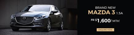 mazda website alpine cheap car rental u0026 leasing service in singapore