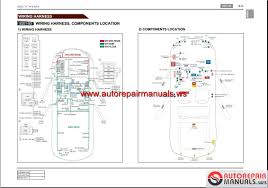 ssangyong musso wiring diagram ssangyong musso fuel pump relay