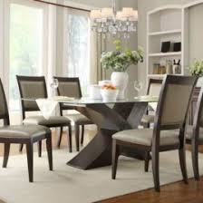 Round Glass Dining Room Sets Best  Glass Round Dining Table - Glass dining room table set