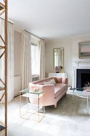 Pink Sofa Com 16 Ultra Chic Blush Pink Sofas U0026 How To Style Them