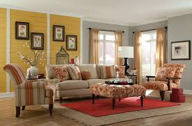 trendy sandy brown color wall paint for lovable small living room