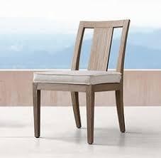 coronado rectangular dining table rh s coronado rectangular dining table john hutton s contemporary