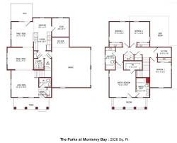 homes floor plans 24 awesome monterey homes floor plans osamaclock com
