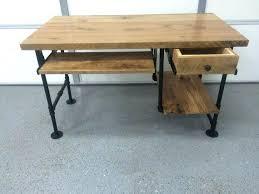solid wood office table u2013 adammayfield co