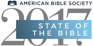 state of the bible american bible society