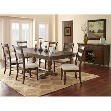 Dining Room Furniture Server Kaylee 8 Piece Dining Set