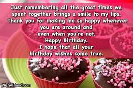 Happy Birthday Thank You Quotes Cute Birthday Wishes Quotes For Friend Cute Happy Birthday Quotes