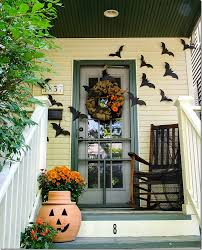 how to decorate home for halloween halloween home decor front porches porch and decoration