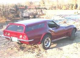corvette station wagon kits anyone where i could get a station wagon kit for my c3