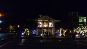 plantation baptist church christmas lights christmas in summerville sc summerville charleston sc real estate