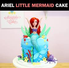 the mermaid cake ariel mermaid cake eat it or ntd inspired
