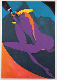 A Fresh Look At Chris Ofili A Painter Propelled By Controversy