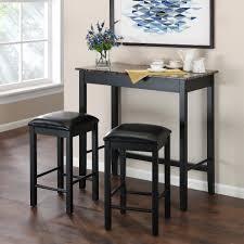 black marble dining room table dorel devyn 3 piece faux marble pub dining set